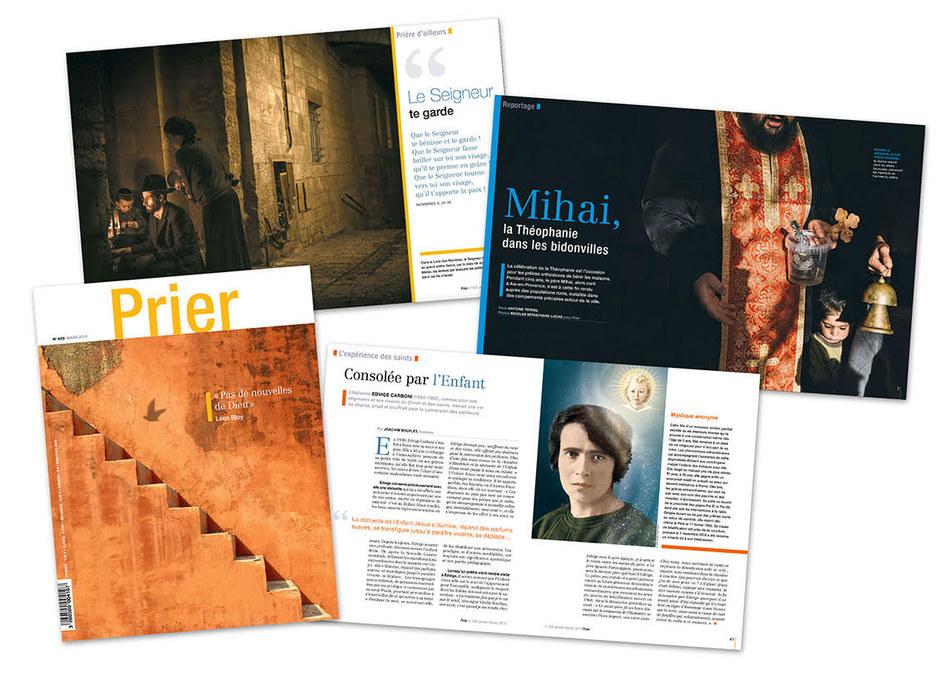 Prier  magazine