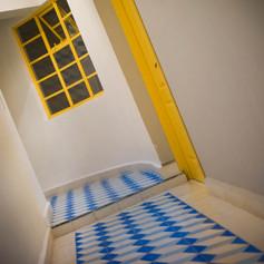Dorms Hallway