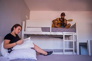 4 Bed Dorms