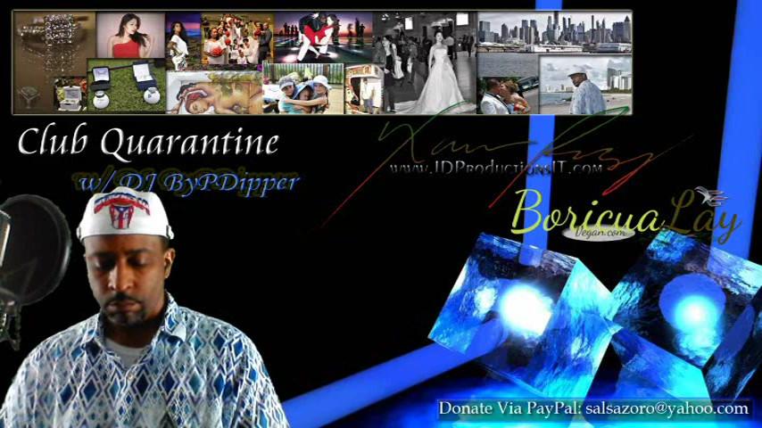DJ ByPDipper Live (Miami2020) LatinRico
