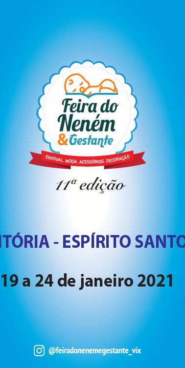 SITE - portfólio-  Feira do Nenem & Gest