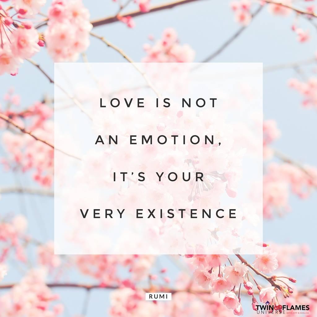 love not an emotion