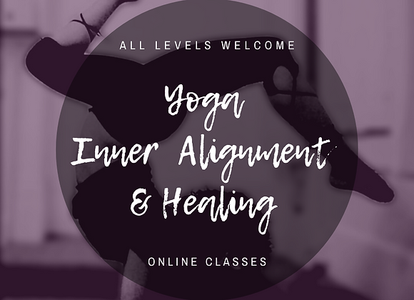 Yoga Inner Alignment & Healing