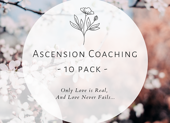 Ultimate Ascension Coaching Package