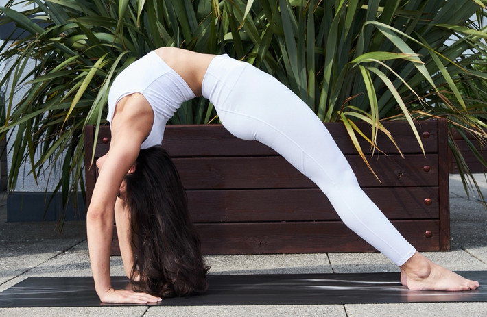 Extended Wheel Pose