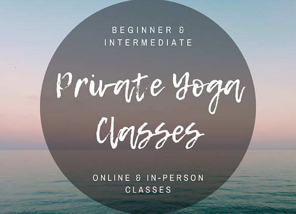 Yoga Sessions (10 Pack)