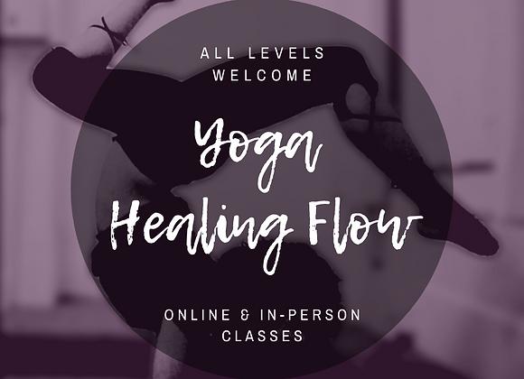 Yoga Healing Flow (10 Pack)