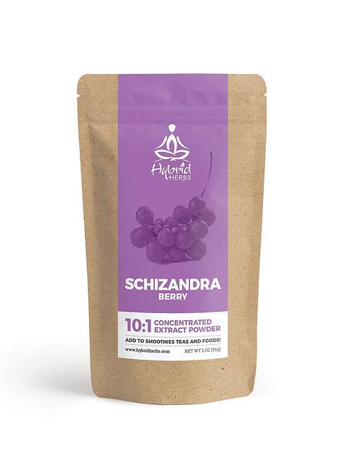 Schizandra berry 10:1 extract powder