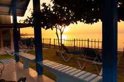 Sunrise-view from La Casita
