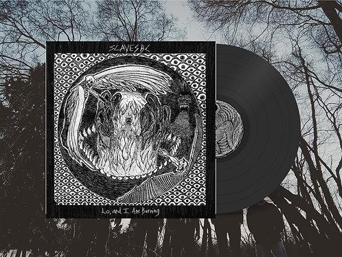 "Slaves BC ""Lo, and I Am Burning"" 180g Black Vinyl"