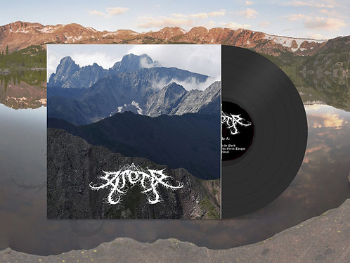 "Arête ""Hymnal"" 180 Gram Black Vinyl"