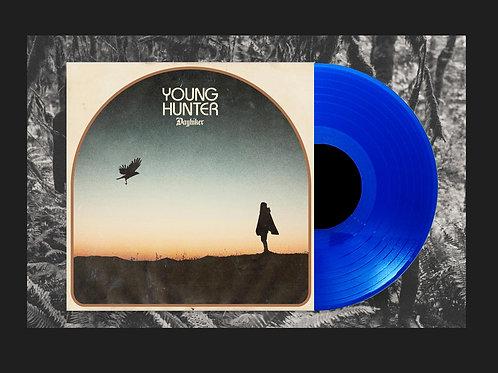 """Young Hunter """"Dayhiker"""" 180g BlueVinyl"""