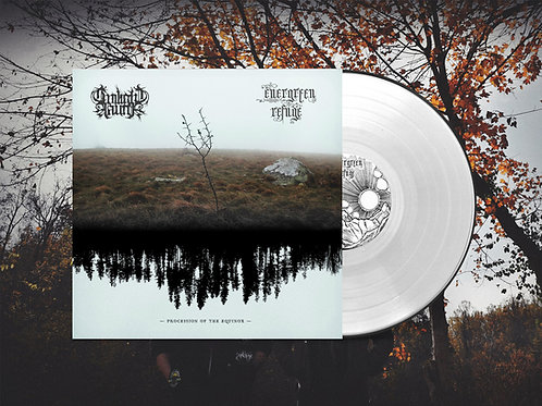 """Twilight Fauna / Evergreen Refuge """"Procession of the Equinox"""" 180g Clear"""