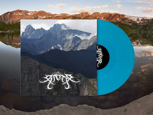 "Arête ""Hymnal"" Clear Blue Vinyl"