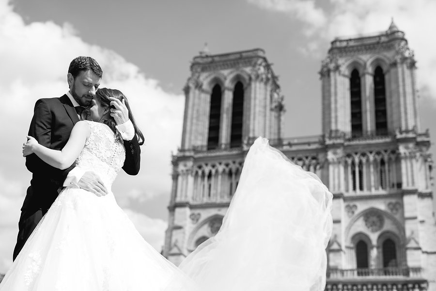 Postboda Paris - amor - love - Andorra - noces
