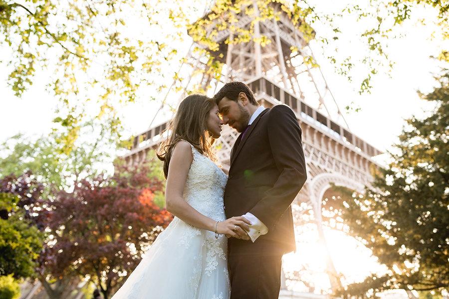 fotografos de boda Andorra - wedding - Paris - postboda