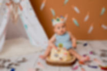 fotografia-andorra-smash-cake-bebe-nens-