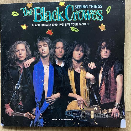 """The Black Crowes 'Seeing Things' 12"""""""