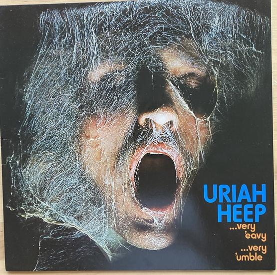 Uriah Heap 'Very 'eavy Very 'umble'