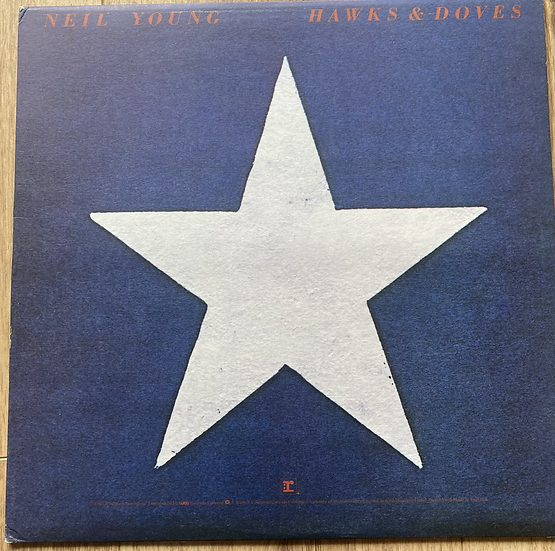 Neil Young 'Hawks and Doves'