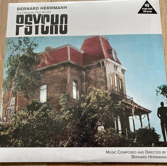 Psycho Soundtrack by Bernard Herrmann