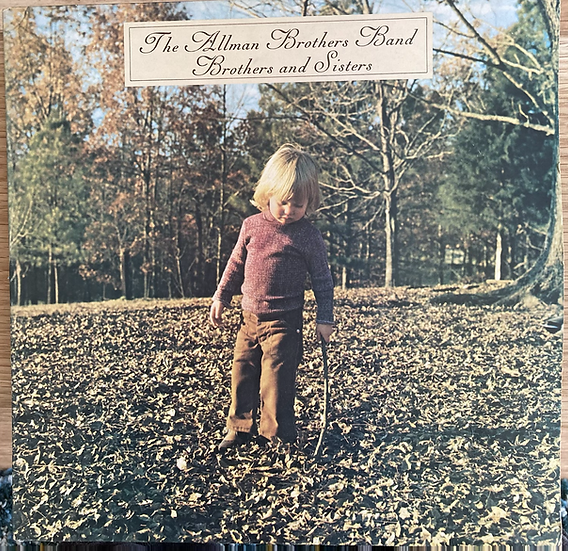 The Allman Brothers Band 'Brothers and Sisters'