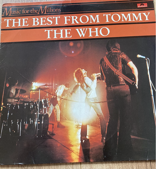 The Who 'The Best From Tommy'