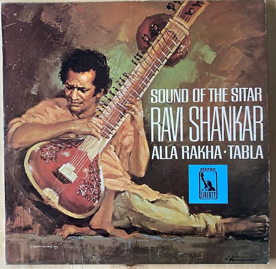Ravi Shankar 'Sound of the Sitar'