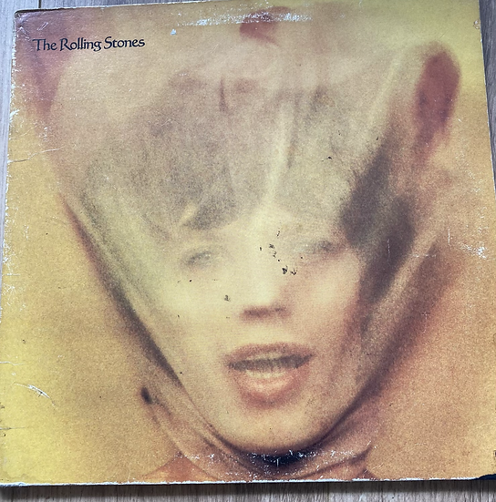 The Rolling Stones 'Goats head soup'