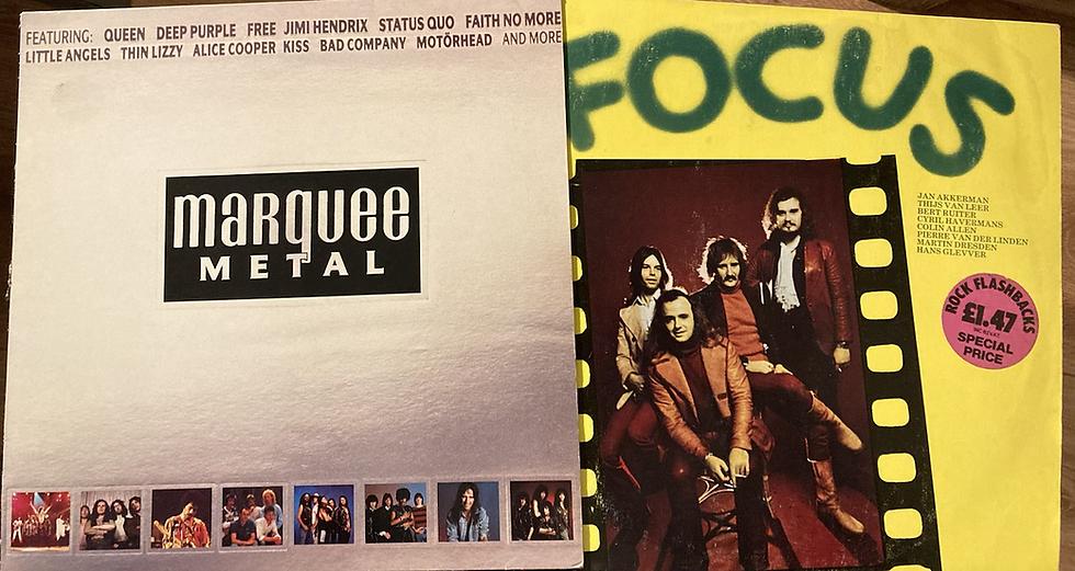 Marquee Metal and Focus bundle