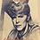 Thumbnail: David Bowie 'Aladdin Sane'