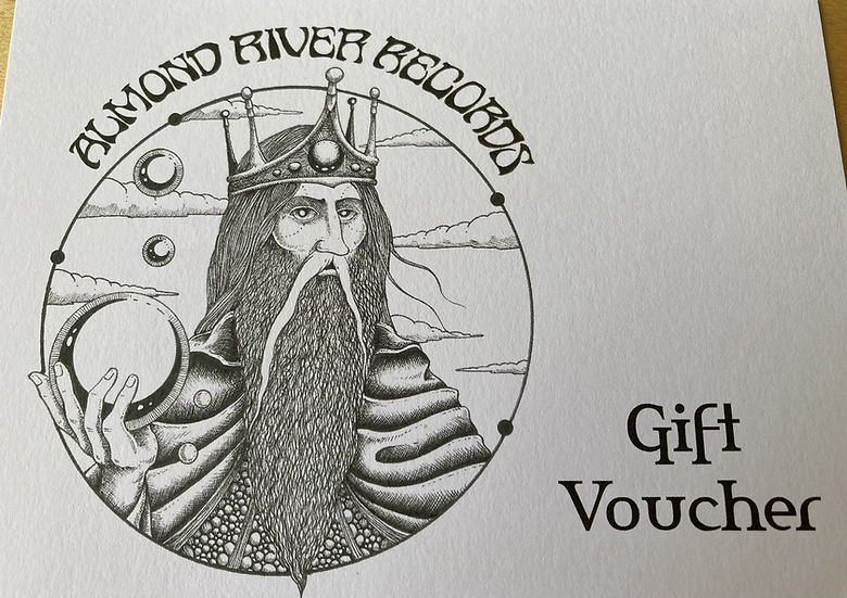 Almond river records gift voucher