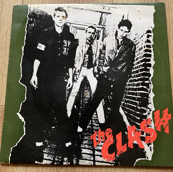 The Clash 'The Clash'