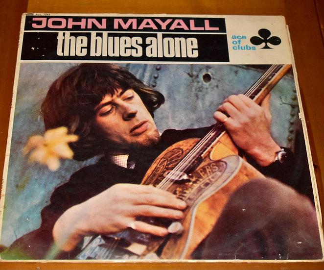 John Mayall 'The Blues Alone'