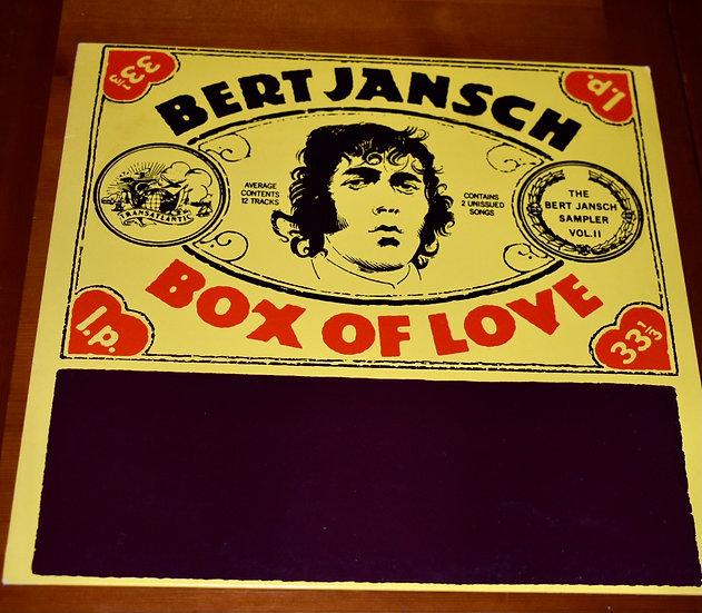 Bert Jansch 'Box of Love'