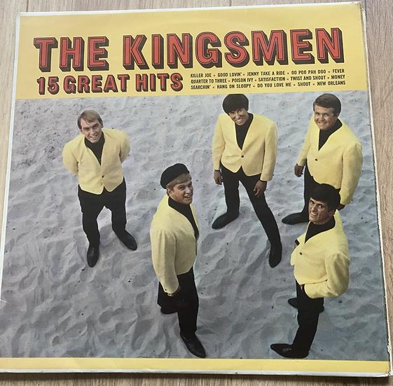 The Kingsmen '15 Great Hits'