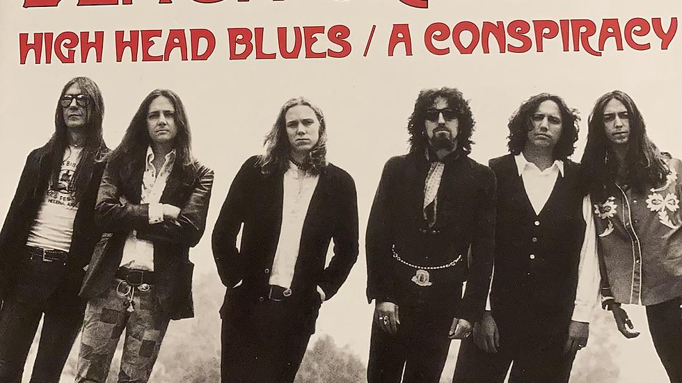 "The Black Crowes 'High Head Blues/A Conspiracy' ltd. edition gatefold 12"""