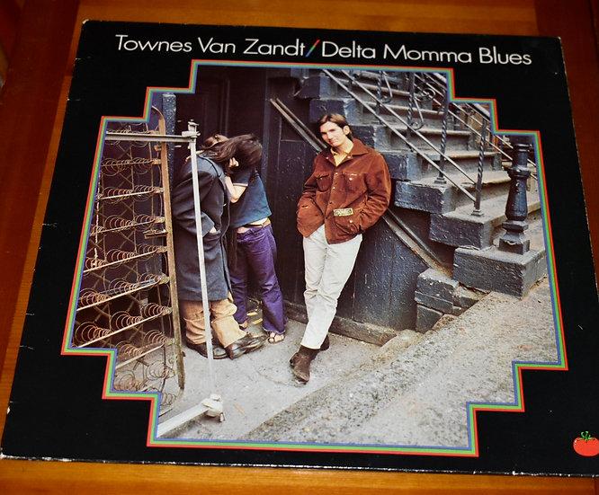 Townes Van Zandt 'Delta Momma Blues'
