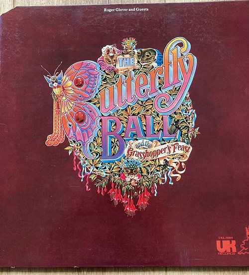 Roger Glover and Guests 'The Butterfly Ball'