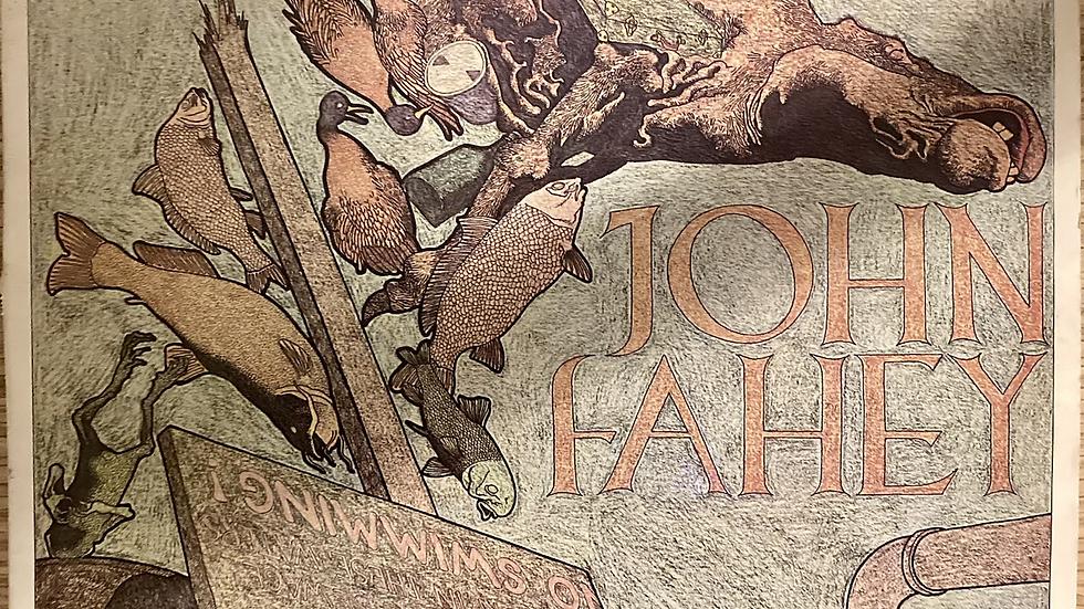 John Fahey 'America'