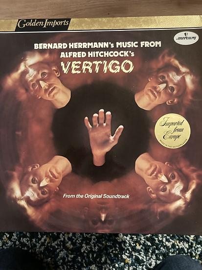 Vertigo Soundtrack