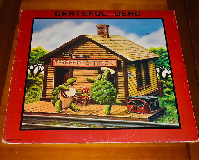 The Grateful Dead 'Terrapin Station'