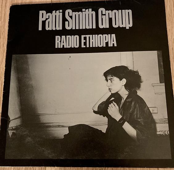 Patti Smith Group 'Radio Ethiopia'