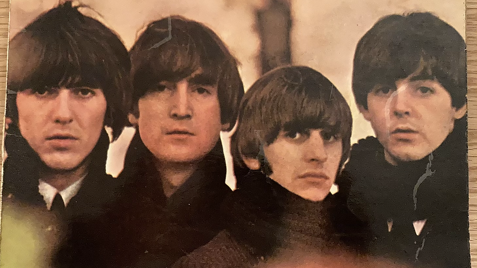 The Beatles 'Beatles For Sale'