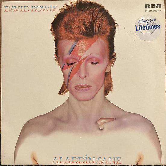 David Bowie 'Aladdin Sane'