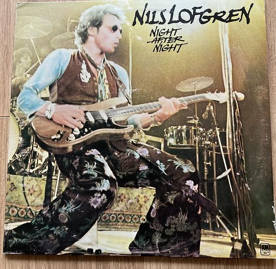 Nils Lofgren 'Night After Night'