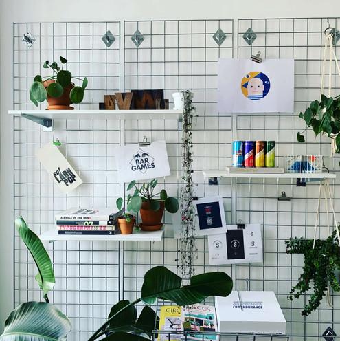 sparkloop creative agency ideas wall.jpg