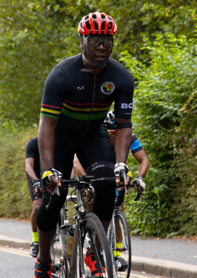 Black Cycling Network