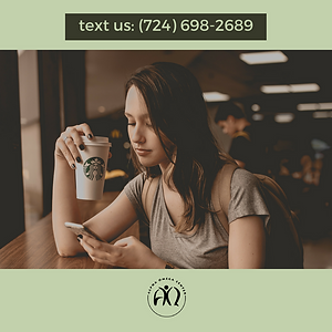 text us for an appointment