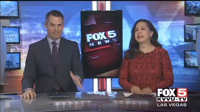 Fox 5 Interview